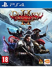 Save on Divinity Original Sin 2 Definitive Edition (PS4) and more