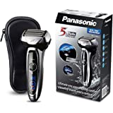 Panasonic 松下 干湿两用剃须刀 ES-LV65 可灵活适应面部结构,男士电动剃须刀,剃须护理