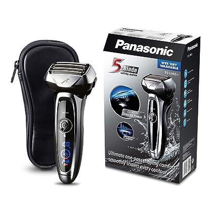 Panasonic ES-LV65-S803 Afeitadora Premium Eléctrica para Hombre Máquina de  Afeitar de 3f7be73918de