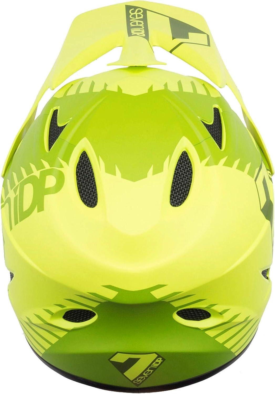 7iDP M1 Helmet Tactic Lime//Mid//Olive Green Medium