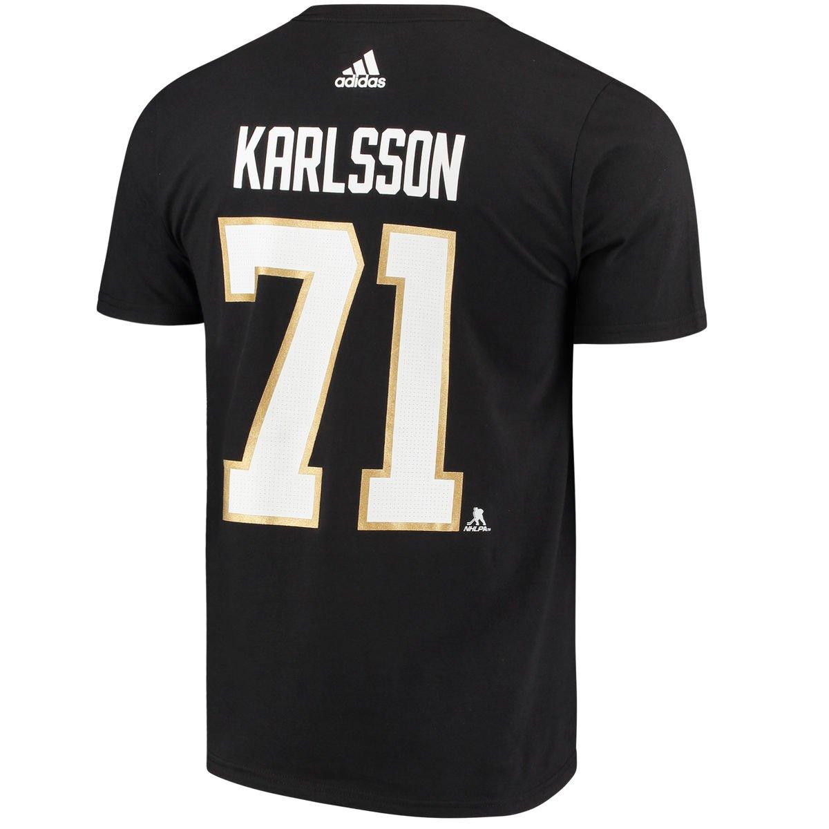 9c31eff2b Amazon.com   adidas William Karlsson Vegas Golden Knights  71 NHL Men s  Player T-Shirt   Sports   Outdoors