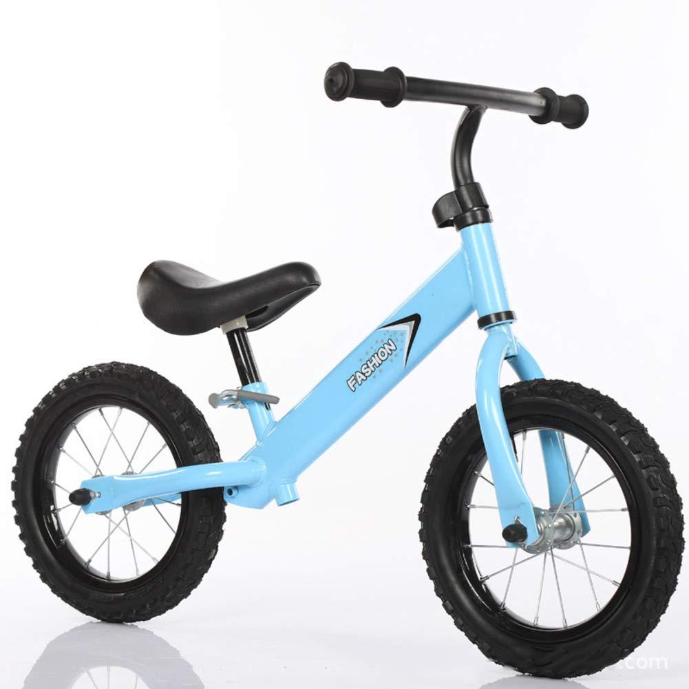 Acero al al al Carbono de Bicicleta Equilibrio Desplazamiento Coche Coche -Azul 12inch b57dab