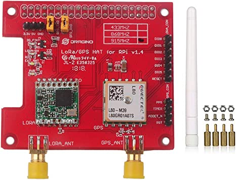 Support 433M Frequency Dragino Lora Shield