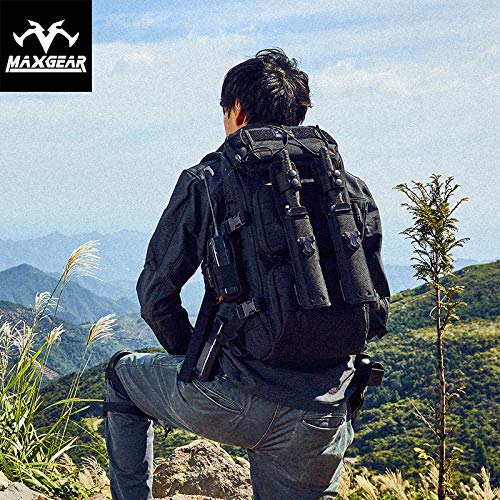 MacGyver Candied Tactical Backpack Male Army Camouflage Outdoor Leisure Riding Tourism Walking Commuter Day Backpack