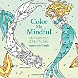 Color Me Mindful: Enchanted Creatures by