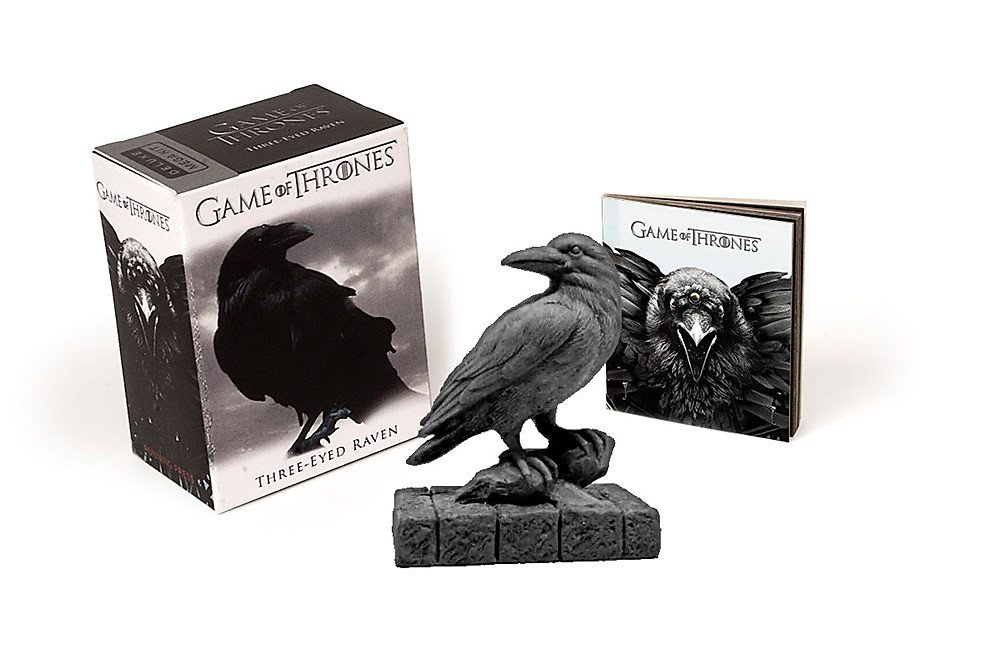 Game of Thrones: Three-Eyed Raven (Miniature Editions)