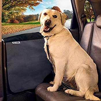 Pet Car Door Cover for Dogs - Set of 2 - Interior Protector and Guard for & Amazon.com : Pet Car Door Cover for Dogs - Set of 2 - Interior ... Pezcame.Com