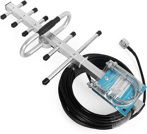 7/9dBi exterior Antena Yagi Antena 806 – 960/1710 – 2170 MHz ...