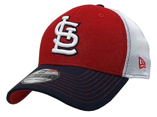 brand new 76f08 fe38f New Era 2019 39Thirty MLB St Louis Cardinals Practice Piece Hat Cap Flex  Fit S