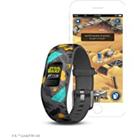 $47 » Garmin vívofit jr 2, Kids Fitness/Activity Tracker, Star Wars The Resistance, 1-year Battery Life…