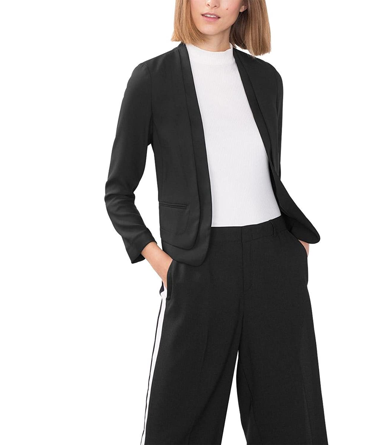 ESPRIT Collection Damen Blazer 086eo1g038 günstig online kaufen