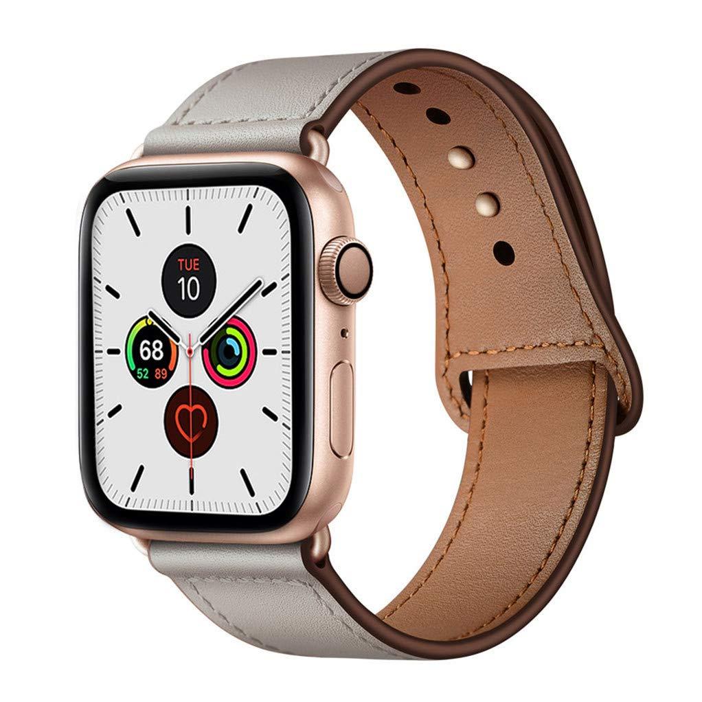 Malla Cuero para Apple Watch (38/40mm) YALOCEA [7PRFV239]