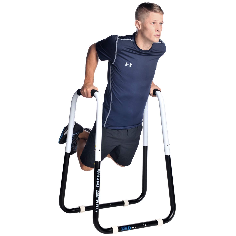 Ultimate Body Press Dip Bar