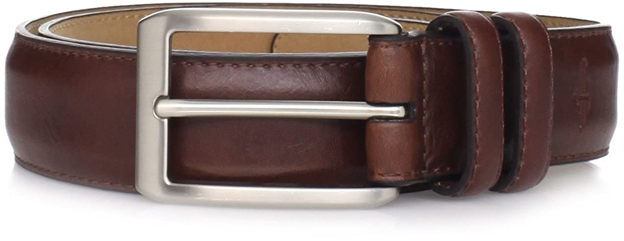 Dockers Mens 1 1//4 in Feather-Edge Belt
