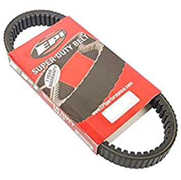 EPI Super Duty CVT Belt for Polaris 700 Sportsman 4x4 w/EBS