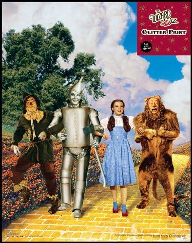 """The Wizard of Oz Tin Man Print 14 x 11/"""""""