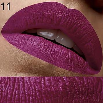 831bc6c6bafc Amazon.com : Lip Gloss Maserfaliw, Fashion Long Lasting Matt Lip ...