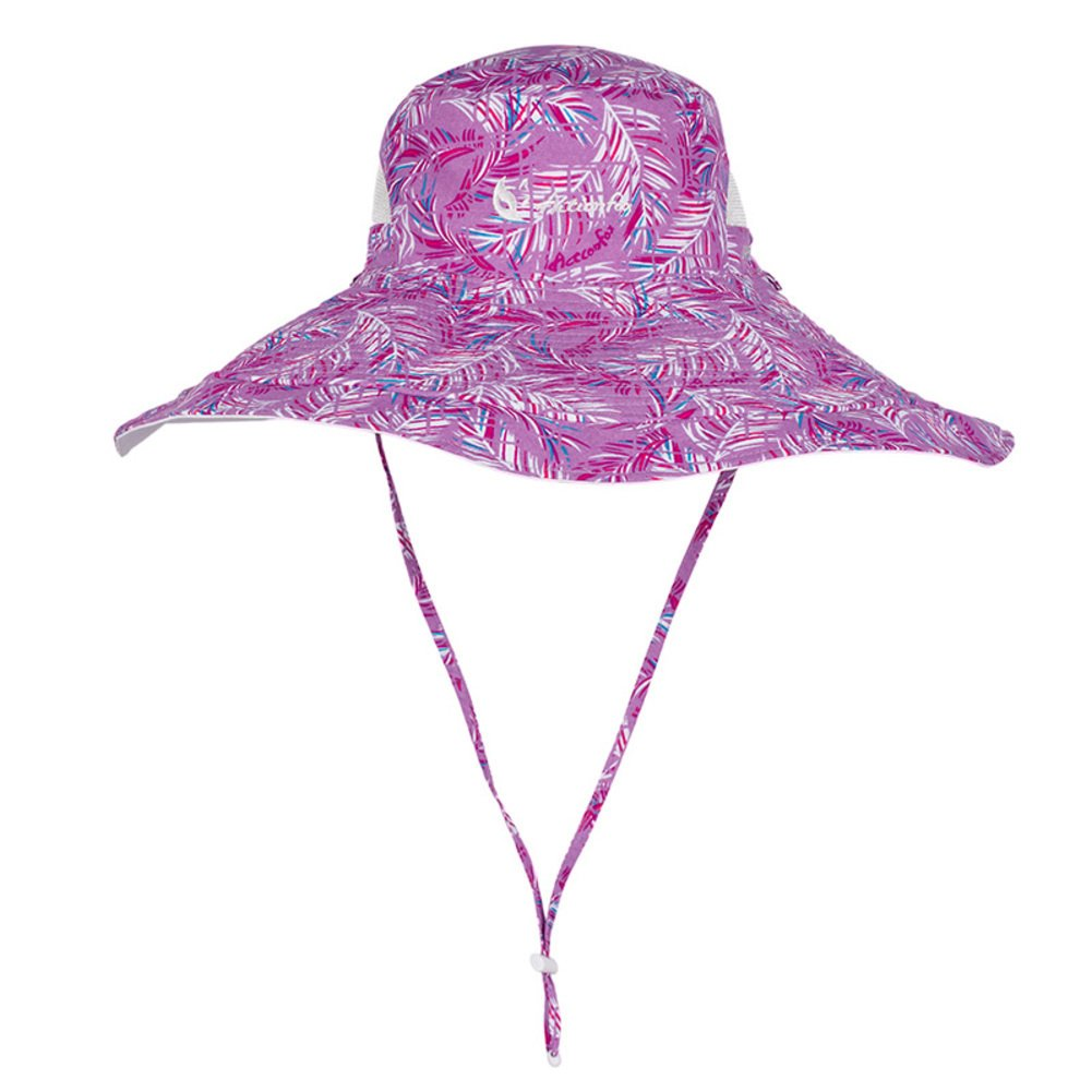 Womens visor/anti-uv,[large eaves],sun hat/beach hats/sun hat-C 58cm