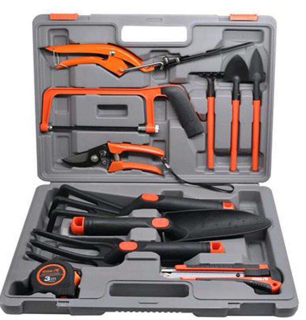 Garten-Werkzeug-Set 15 Familie Vergossen Gartengeräte
