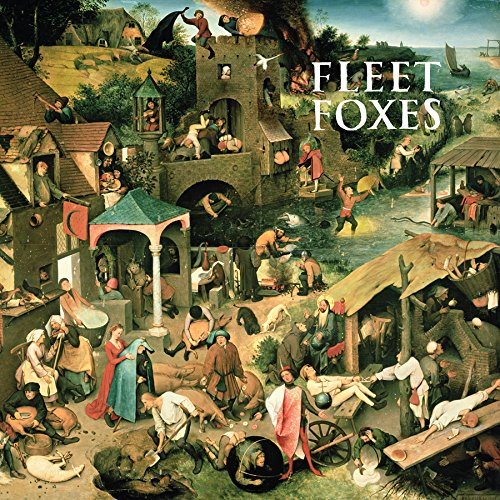 Vinilo : Fleet Foxes - Fleet Foxes (LP Vinyl)