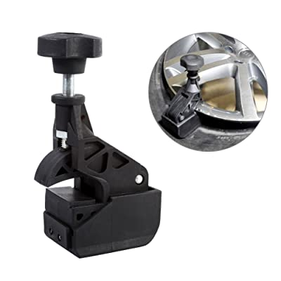 Yosoo Nylon Tire Changer Bead Clamp Drop Center Tool Rim Clamp Heavy Duty Machine: Automotive