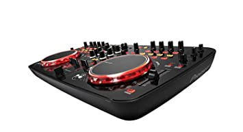 Pioneer Ddj Ergo K 20 20000hz Noir Table De Mixage Audio Tables