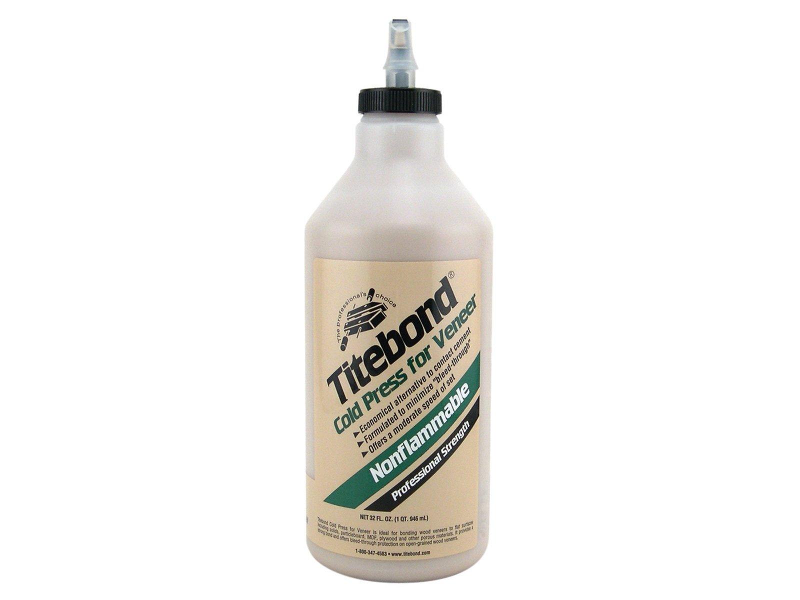 Franklin 5175 Titebond Cold Press Veneer Glue, 1 qt