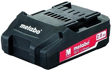 Metabo 6.25596.00 - Batería de recambio para taladro ...