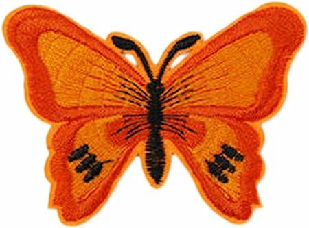 Hosaire Patch Ecusson Brode Dessin Anime Papillon Modele