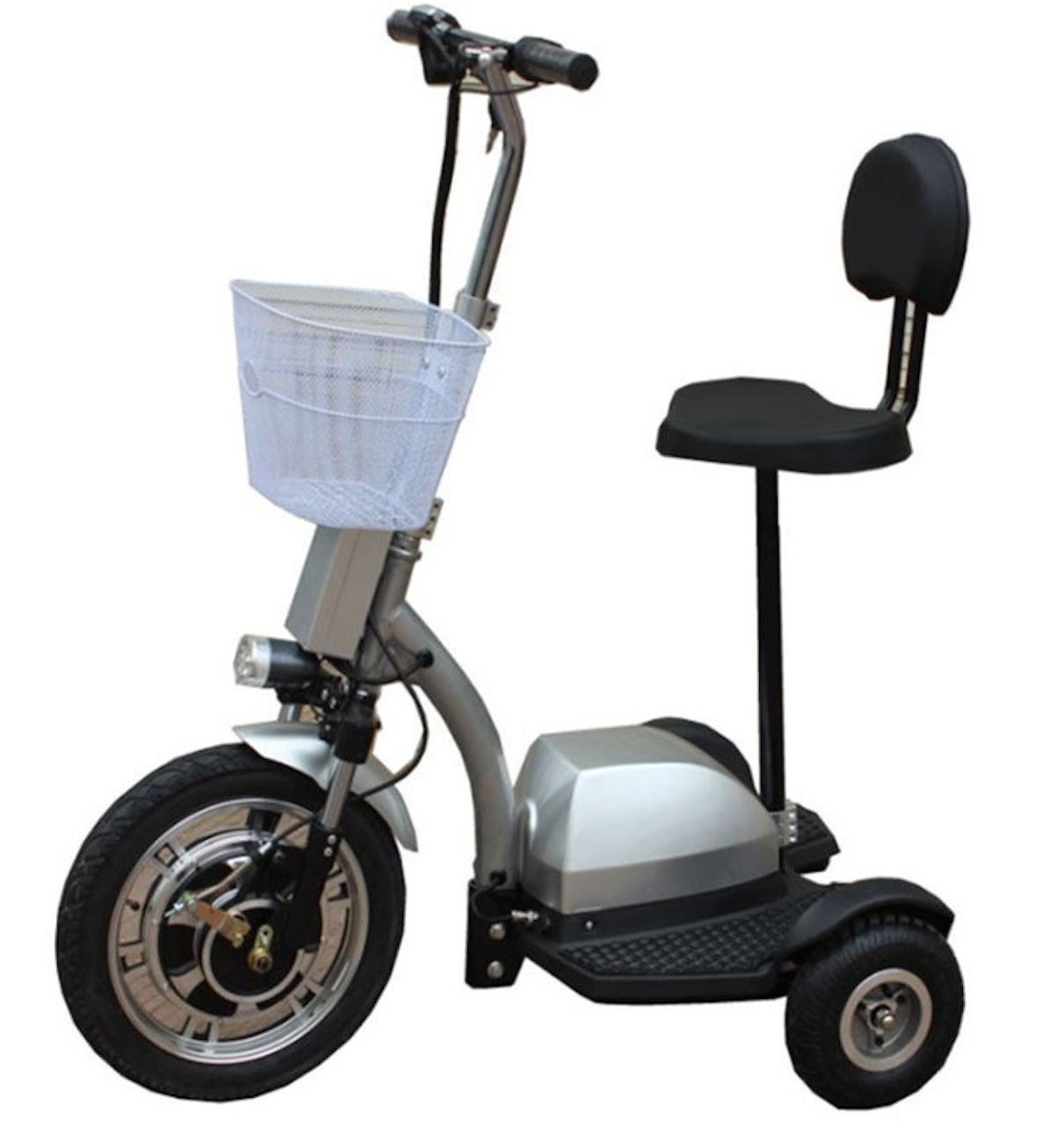 Amazon Com Q33 Deluxe Stand Ride 3 Wheel Electric Mobility