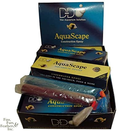 Amazon Com D D Aquascape Aquarium Epoxy 4oz Pet Supplies