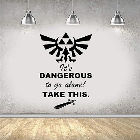 Etiquetas engomadas reales de leyenda del juego de Zelda ...