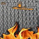 Live Fire 550 FireCord - 25 Feet - ACU Digital