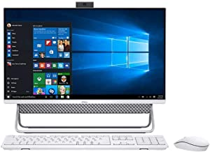 Dell Inspiron 23.8-inch Full HD Touchscreen All-in-One PC 10th Gen Intel i5-10210U 12GB RAM 1TB HDD 256GB SSD Win 10 (Renewed)