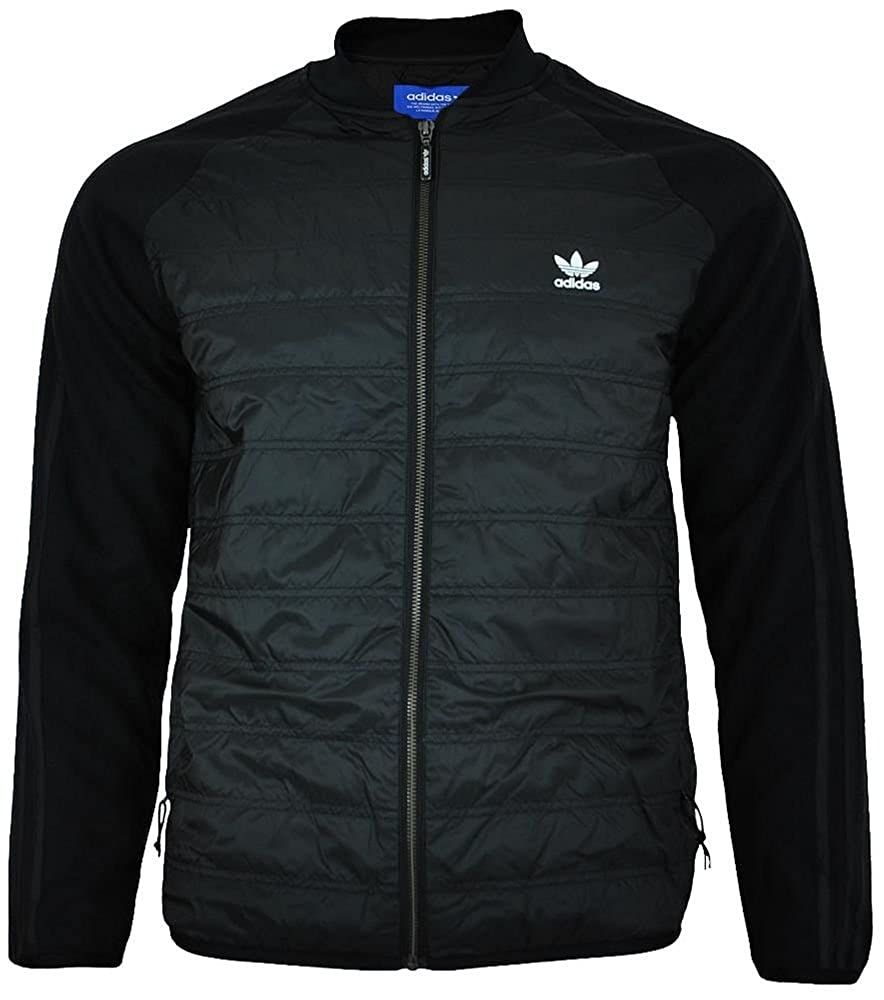 Amazon.com: adidas Originals Mens SST Thermal Track Jacket ...