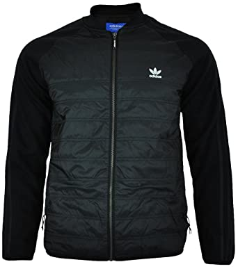 adidas Originals Mens SST Thermal Track Jacket S Black