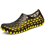 dd7ff6a53746 clapzovr Mens Sandals Shower Water Shoes Beach Swim Pool River Shoes  Comfort Garden Clogs