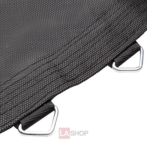 13' Round Trampoline Mat Replacement with 72 Rings by LASHOP