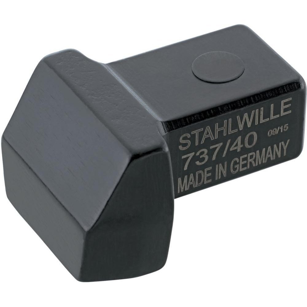 Stahlwille 737//40 Util Acoplable Para Sol