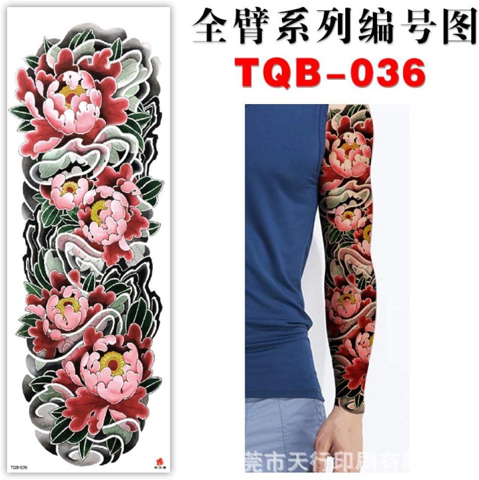 3 piezas pegatinas de tatuaje de brazo completo protección ...