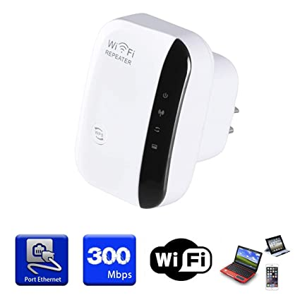 Amazon com: Momopigs Wifi Reapter 300Mbps Wireless WIFI