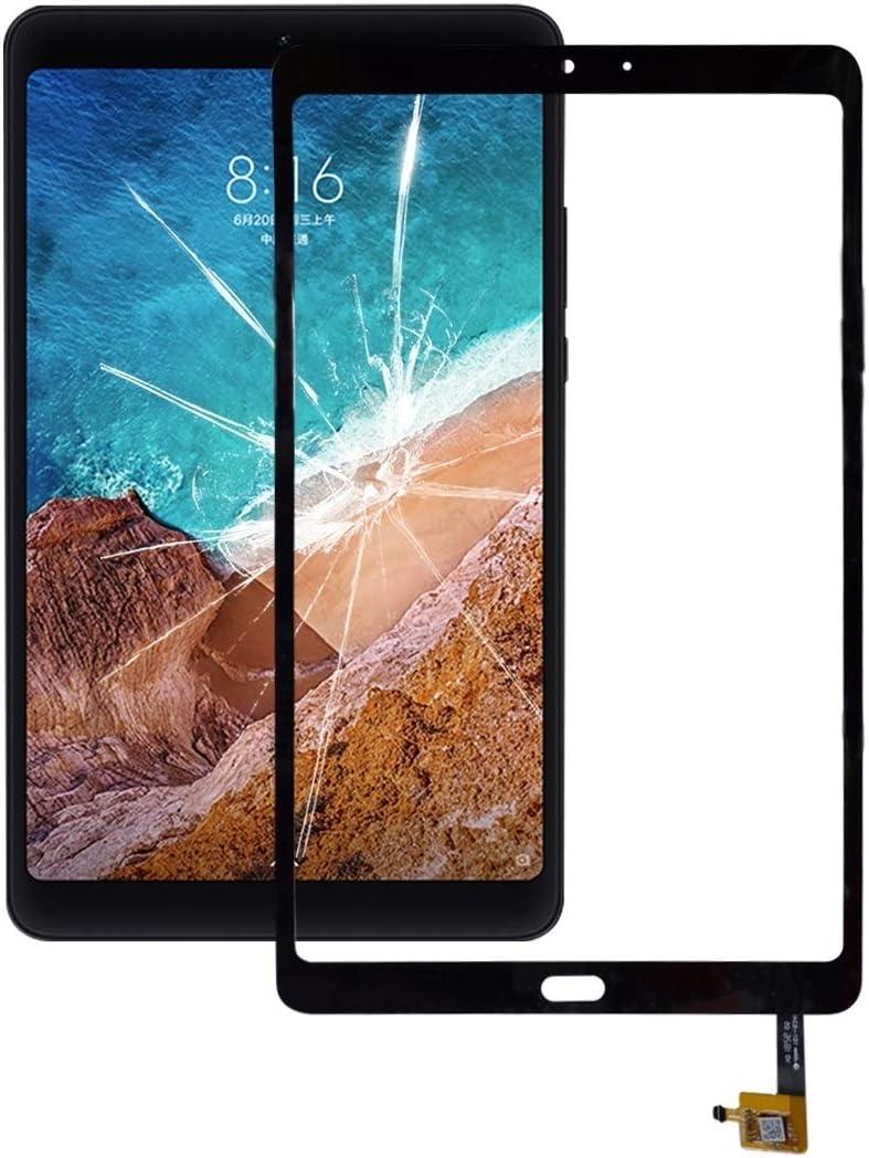 XHC reemplazo de la reparación Panel táctil for For Xiaomi Mi Pad 4 Pro teléfono Inteligente (Color : Black)