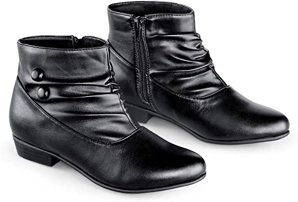 Collections Etc Women's Faux Leather