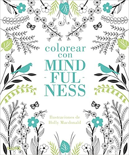 Libro electrónico descarga gratuita pdf Colorear Con Mindfulness ...