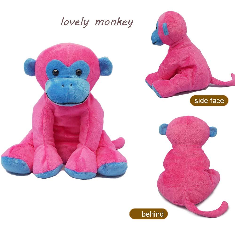 DORE Monkey Stuffed Animal Plush Toys Soft Cute Monkey for Child,7.9\