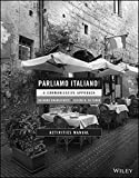 img - for Parliamo italiano!, Activities Manual by Suzanne Branciforte (2015-11-23) book / textbook / text book