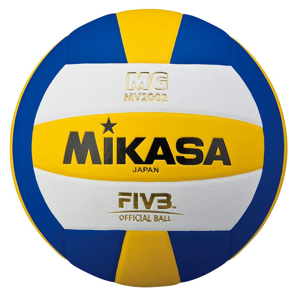 Mikasa MV2002 FIVB Premium - Balón de Voleibol para Interior ...