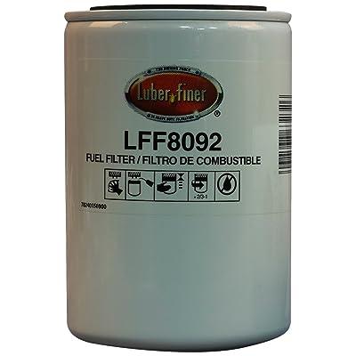 Luber-finer LFF8092 Heavy Duty Fuel Filter: Automotive