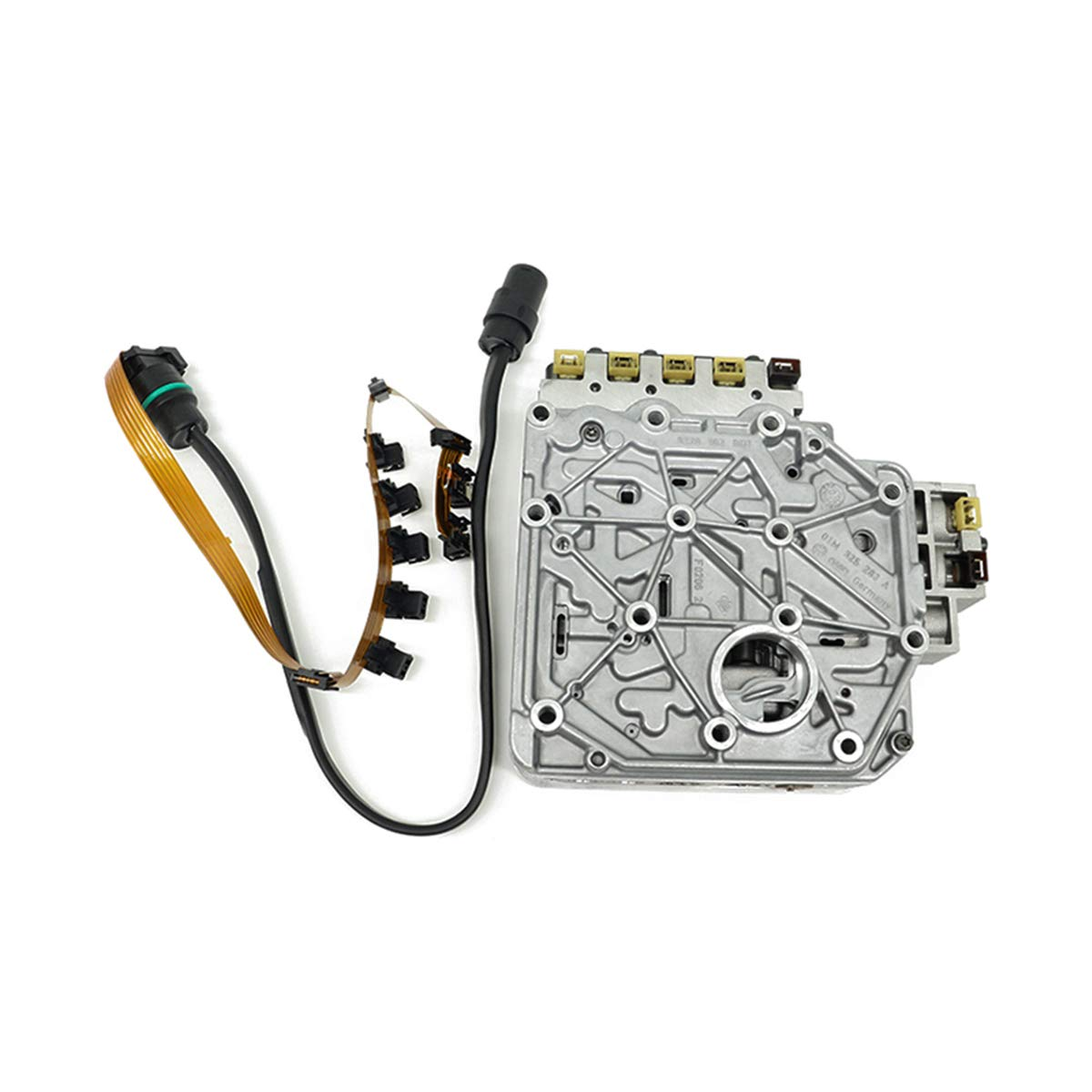 Automatic Transmission Valve Body 01M Transmission Wiring Harness Replacement for 99-05 VW 2.0L Jetta Golf MK4 TDI Engine Beetle 4 Speed 01M325039F 01M325283A