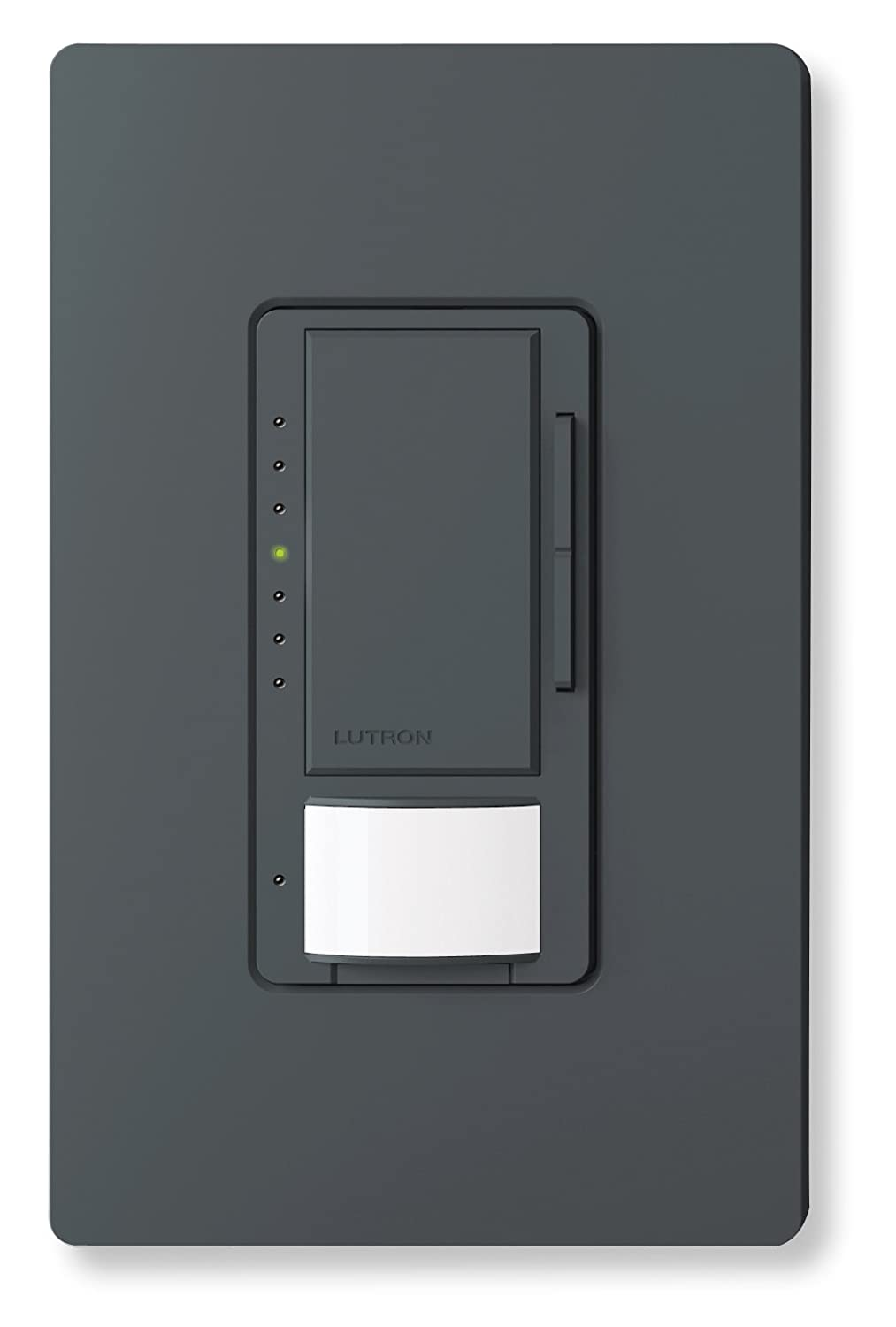 MSCL-OP153M-WH White Lutron Maestro C.L Dimmer and Motion Sensor Single-Pole and Multi-Location